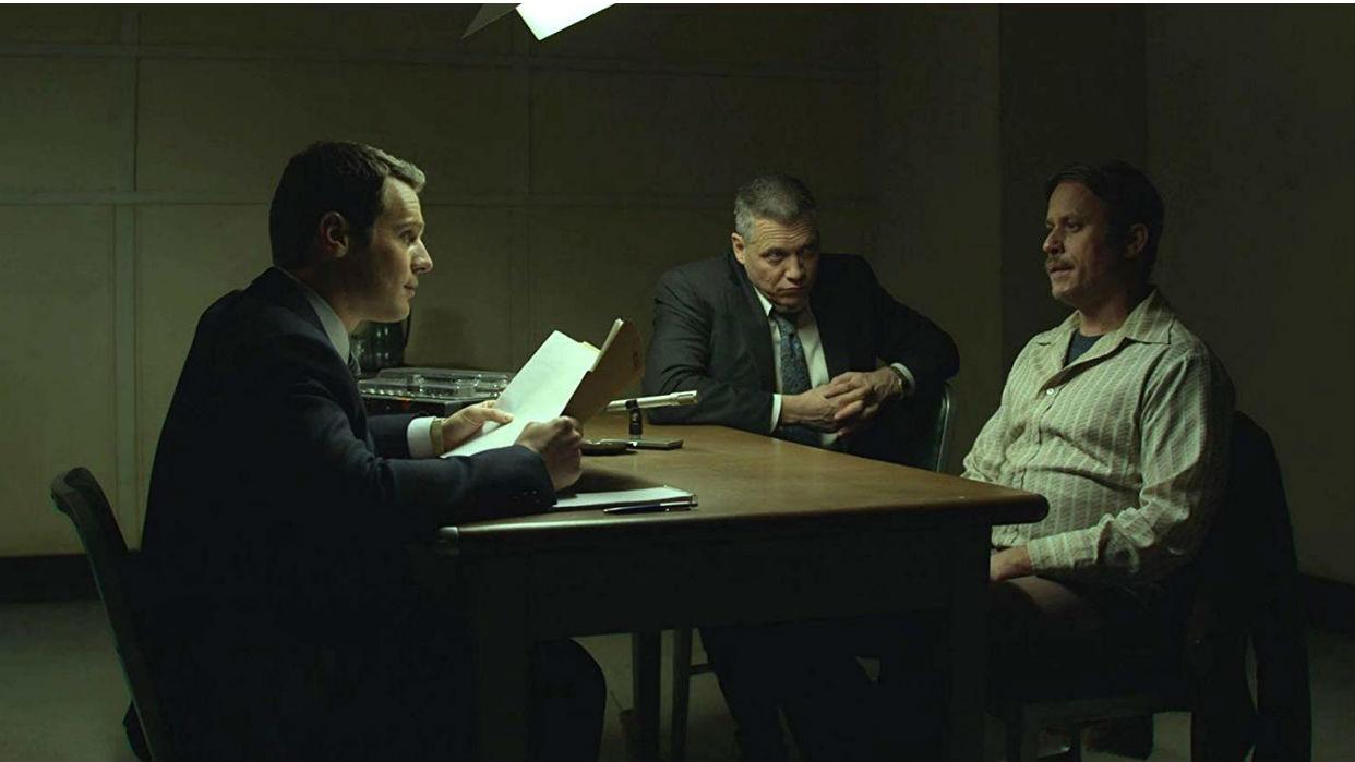 Holt McCallany y Jonathan Groff interpretan a los expertos del FBI