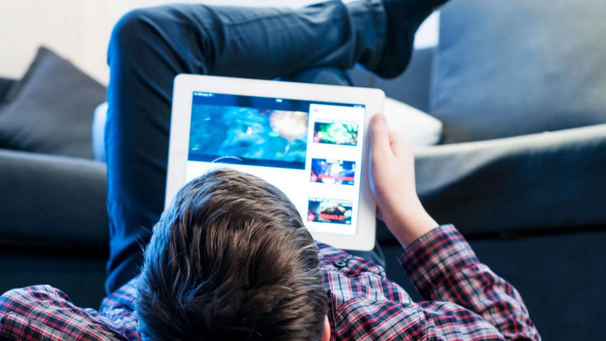 Adolescentes y sedentarismo