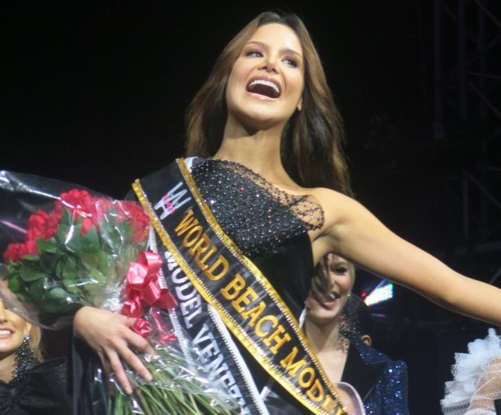 Yussleny Ramos, Sambil Model 2019