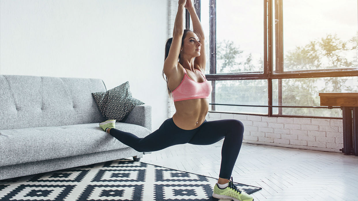 A los músculos olvidarlos hay que poner a trabajarlos