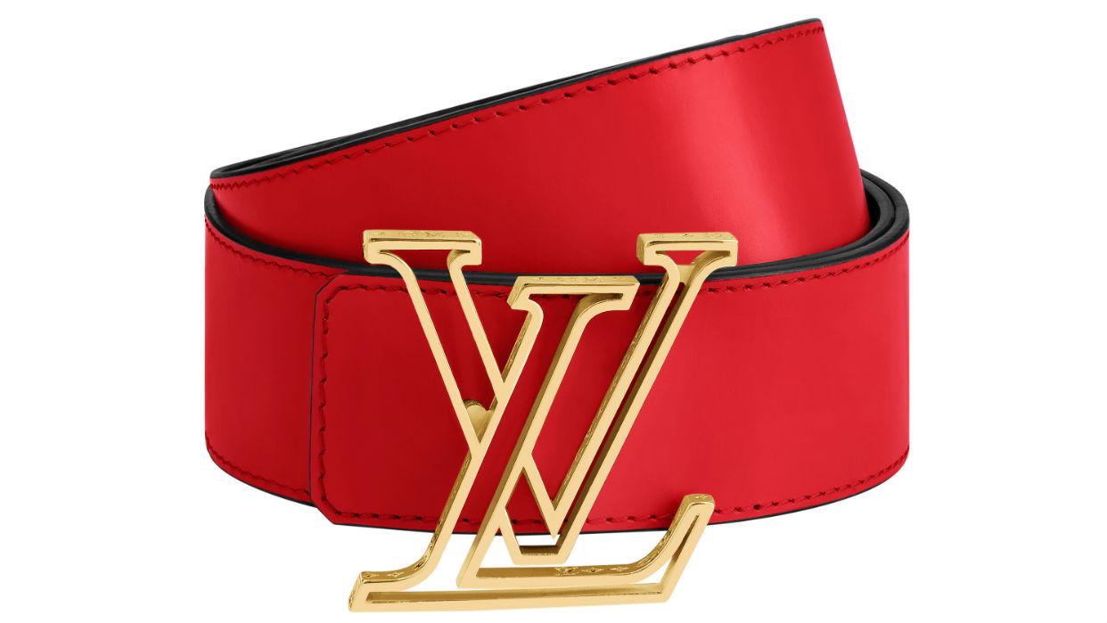 El cinturón clásico para hombres da un giro divertido y moderno