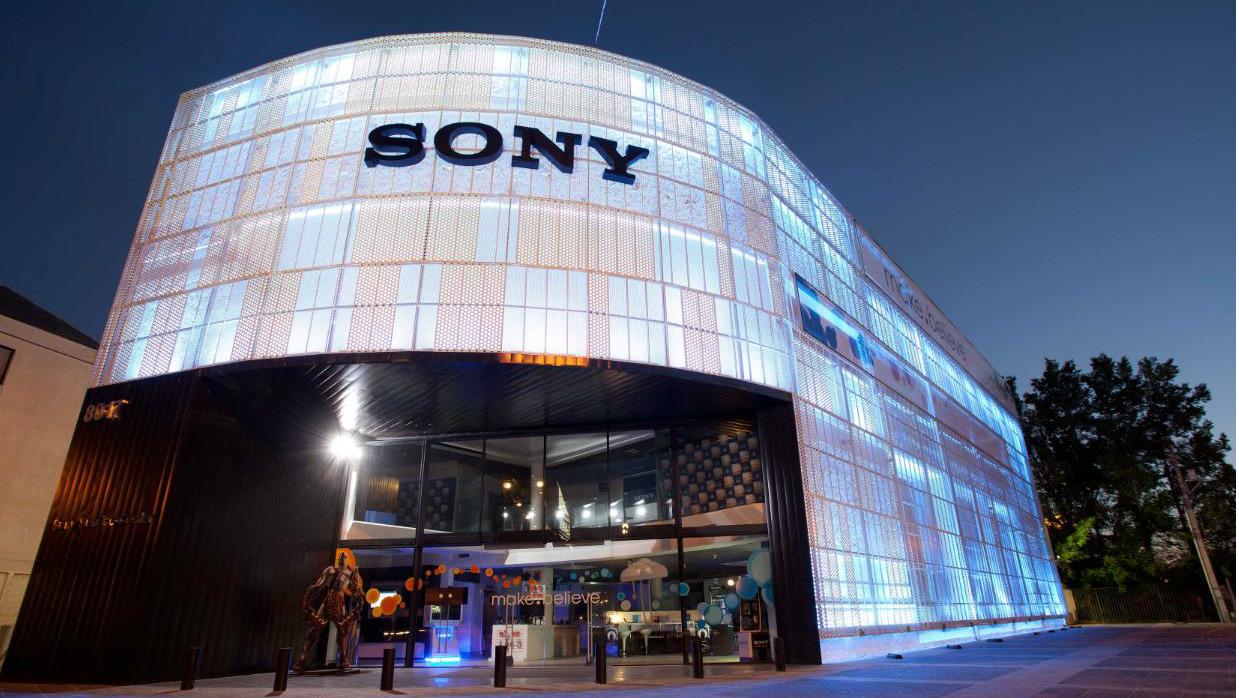Edificio corporativo de Sony en Chile /Foto: Referencial- Cqestudio