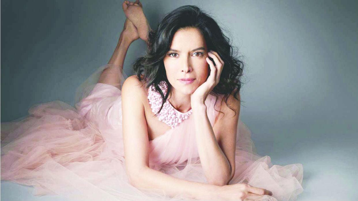 Patricia Velásquez: La actuación es una necesidad