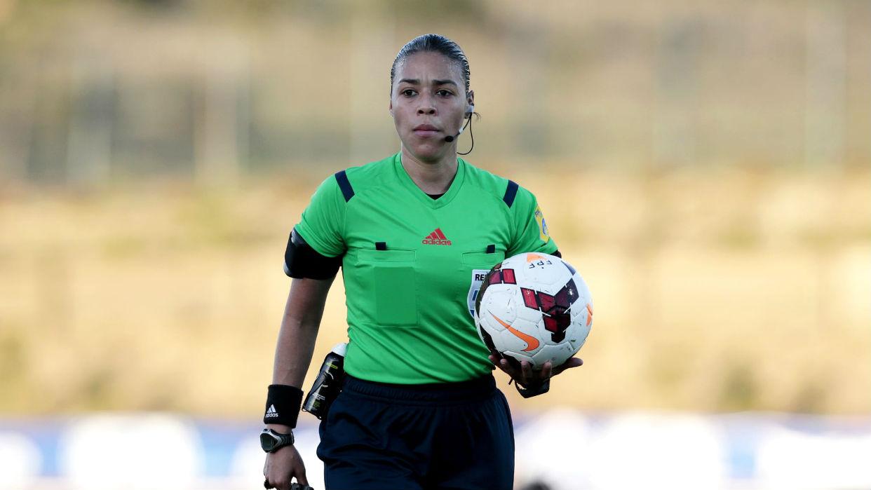 Melissa Borjas, de Honduras