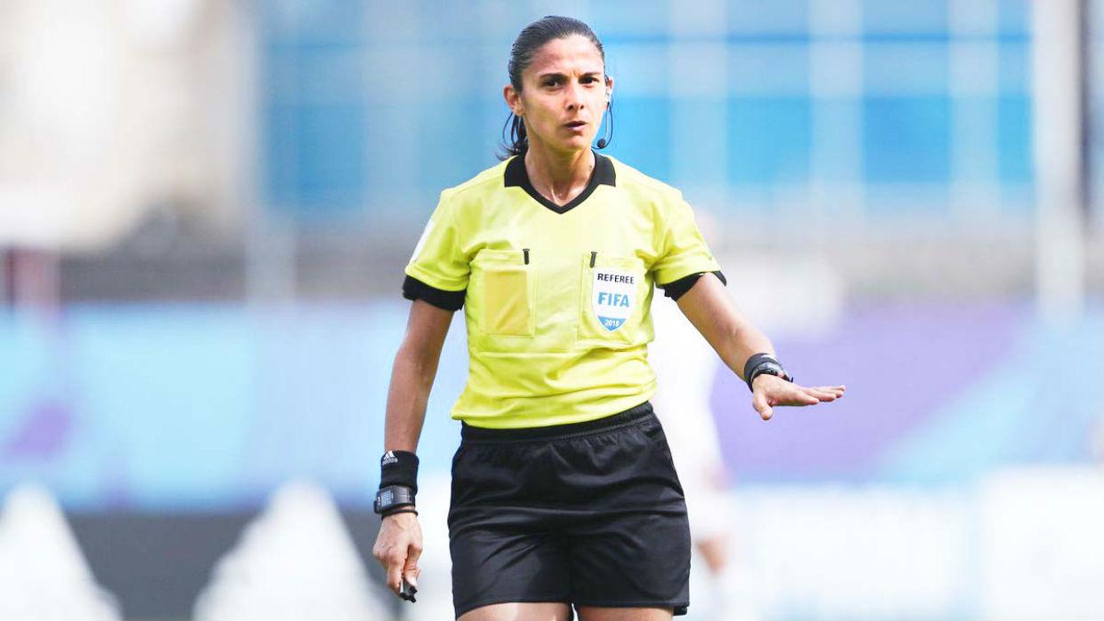 La uruguaya Claudia Umpiérrez