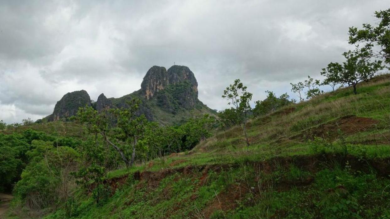 Parque Nacional Arístides Rojas, Morros de San Juan, estado Guárico