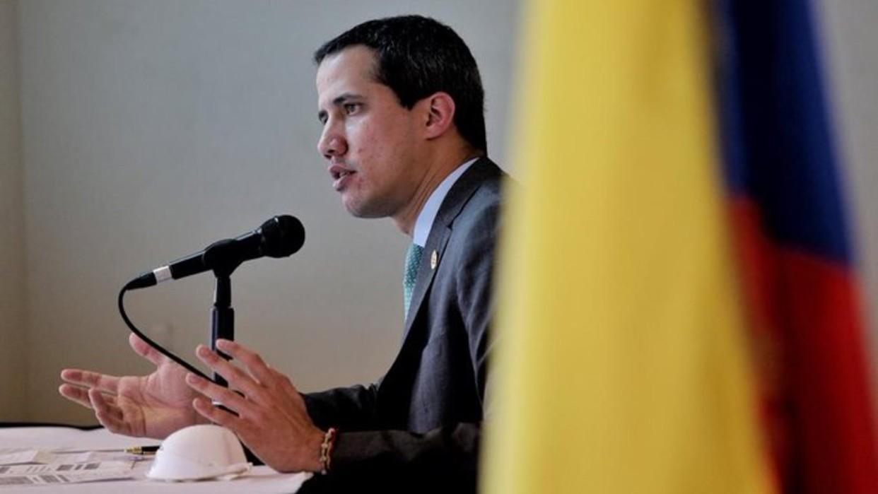 Guaidó considera que gobierno de emergencia nacional ayudaría a enfrentar la pandemia