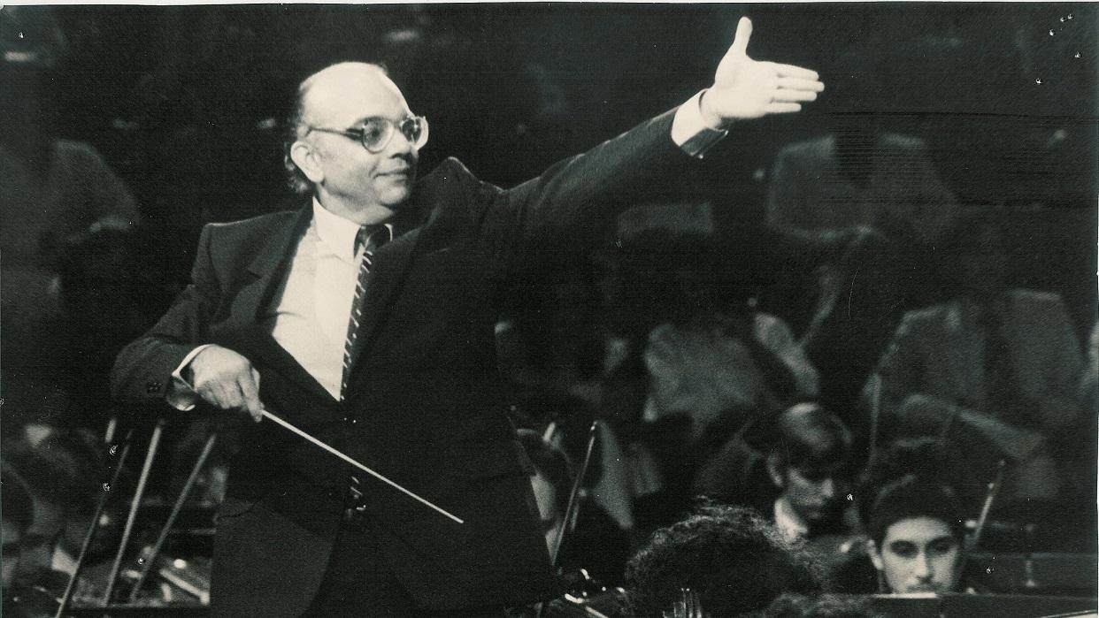 Un memorable concierto realizado el 10 de junio de 1986 /Cortesía