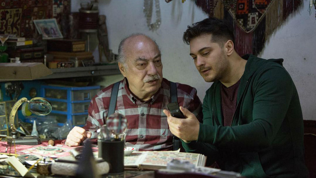 La primera serie turca original de Netflix contiene acción, suspenso