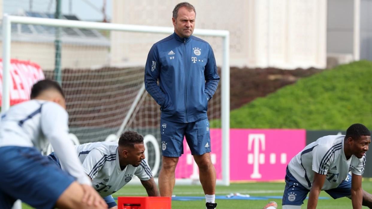 Bayern Múnich regresará a los entrenamientos este lunes