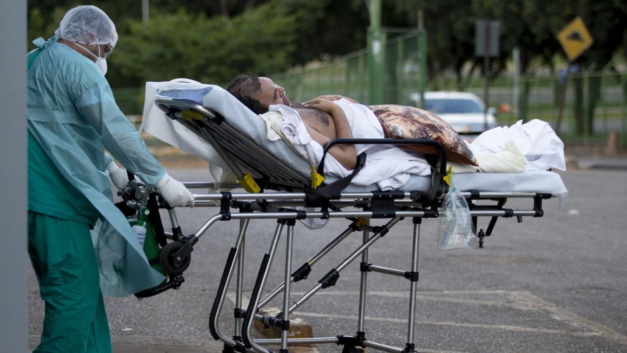 Brasil aumenta a 486 el saldo de muertes por la pandemia