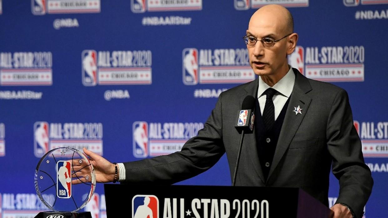 La NBA no tomará decisión sobre el futuro de la temporada antes de mayo