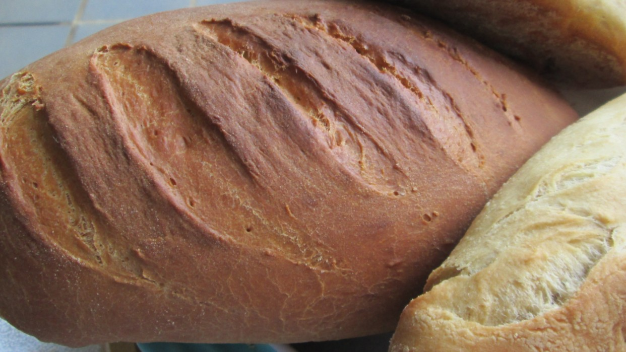 La exquisitez de un buen pan está siempre a la vista