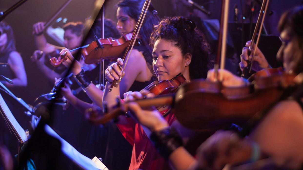 La Empoderada, primera orquesta de tango formada solo por mujeres