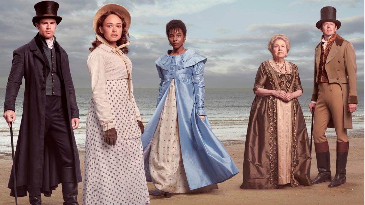 Es un drama británico adaptado por el escritor galés Andrew Davies