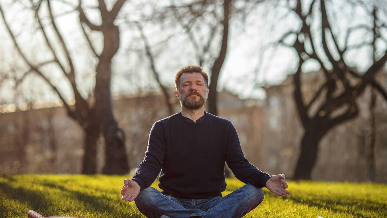 Meditar con disciplina es una de las buenas opciones     Foto iStock