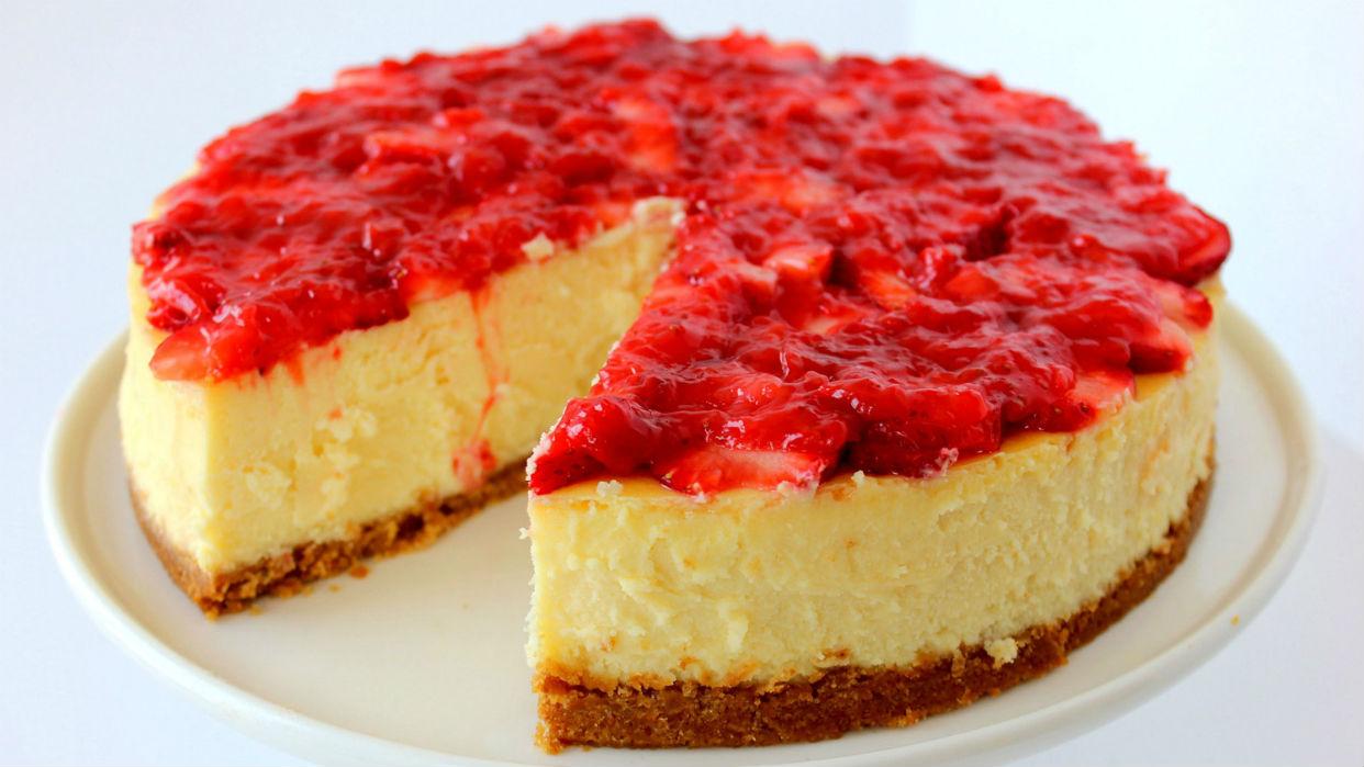 El más conocido: el New York Cheesecake