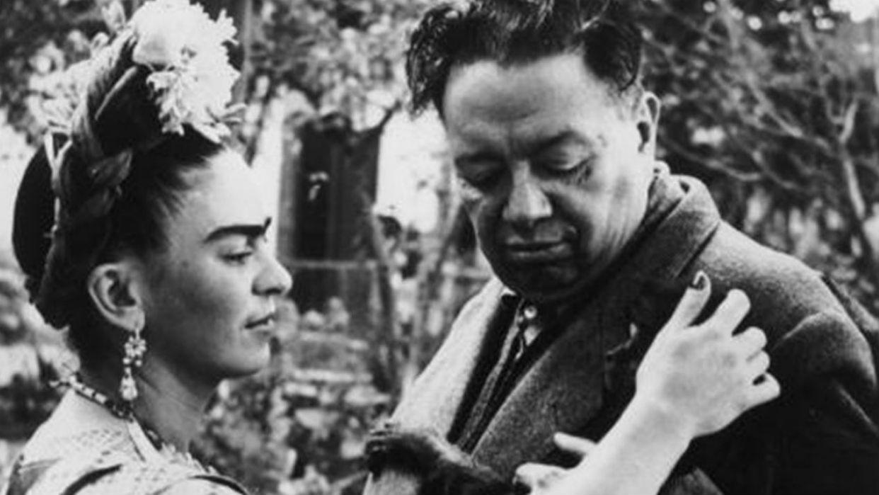 Frida Kahlo y Diego Rivera: un tormentoso amor
