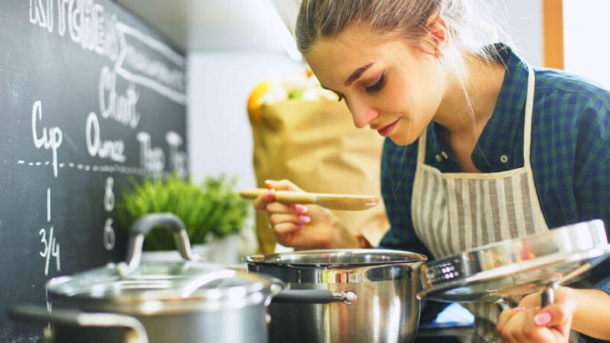 Disfruta la experiencia sensorial de los olores de tu comida