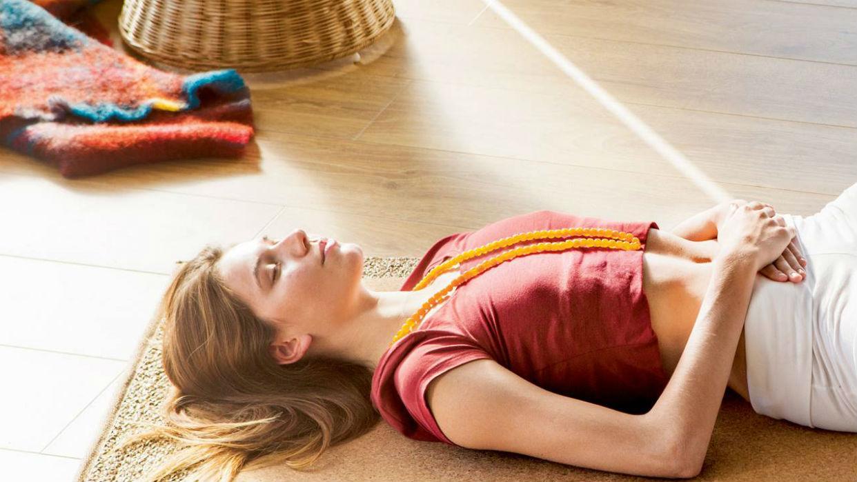 Realizar un ejercicio de relajación es sumamente sencillo
