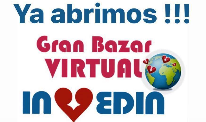 Bazar Virtual de Invedin 2020: una nueva experiencia para conectar con la solidaridad