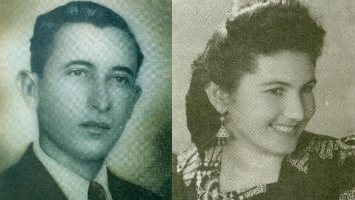 Gregorio Salazar y Julianita Marval tuvieron ocho hijos