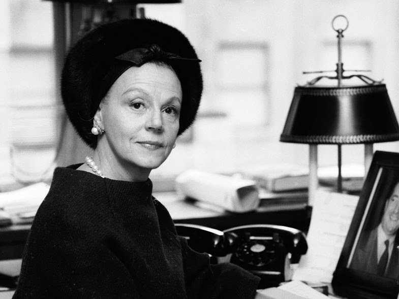 Eleonor Lambert, visionaria de profesión / Getty Images