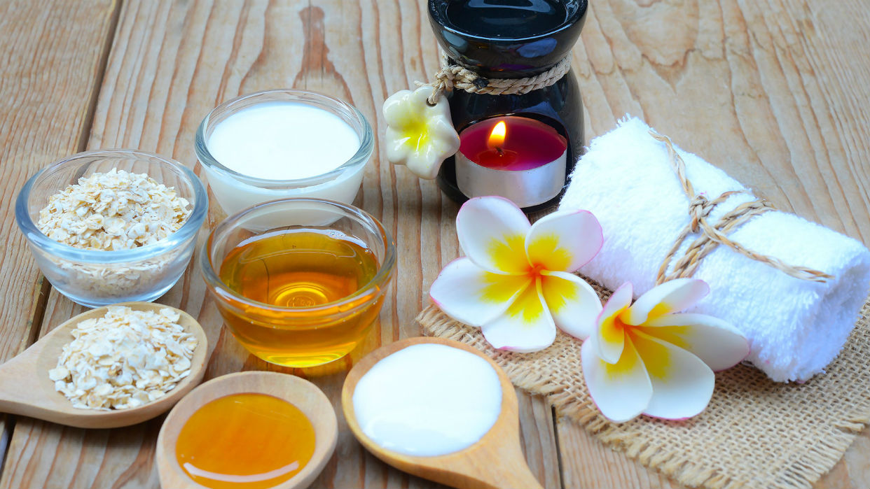 Cuidar nuestra piel de forma más natural es una buena opción