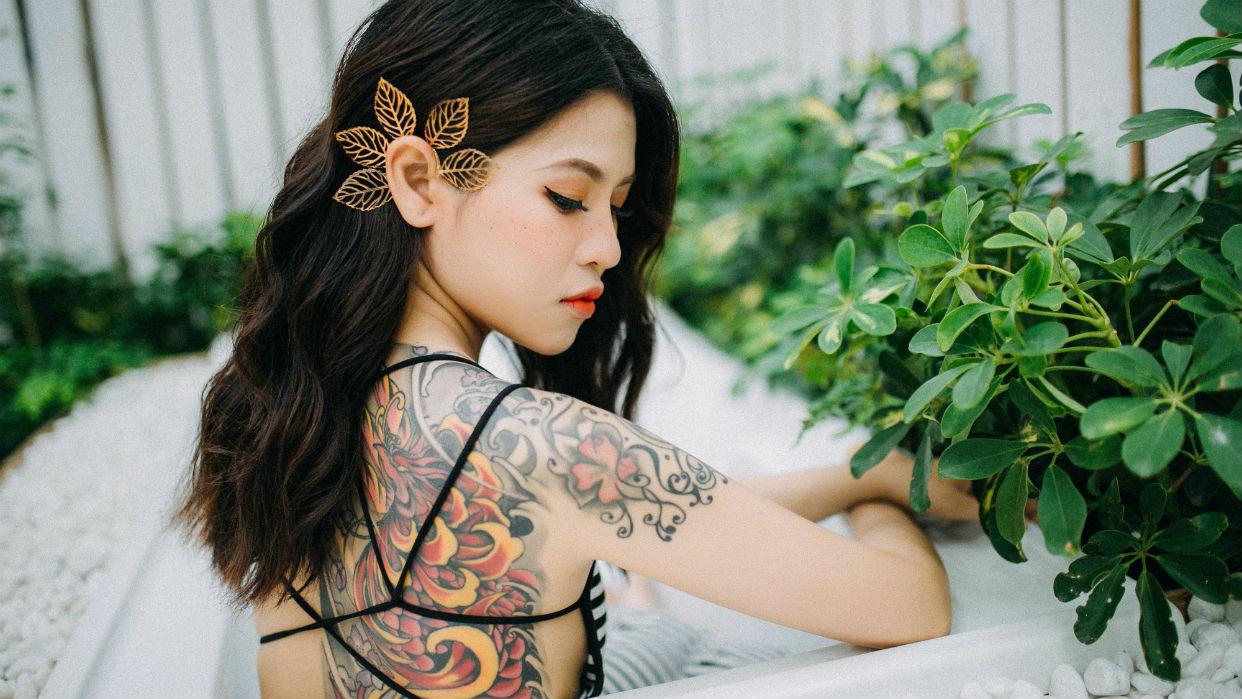 Las asiáticas se reconocen por tener rostros hermosos / Foto Unsplash