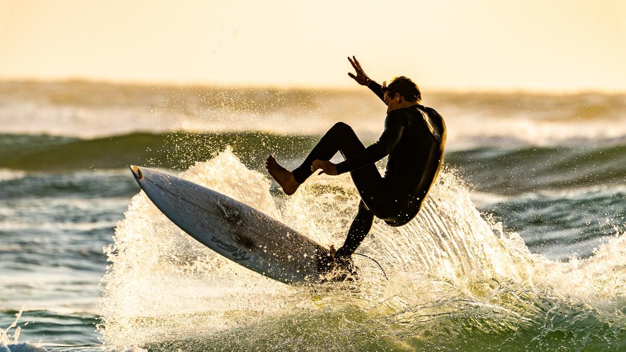 Nunca sabremos qué ola nos tocará enfrentar cada día