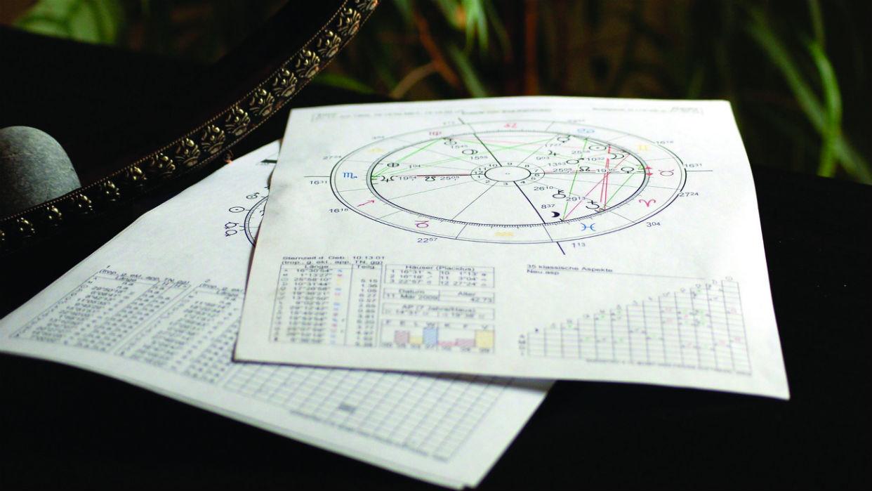 Una carta astral es un diagrama o mapa del cielo utilizado por astrólogos