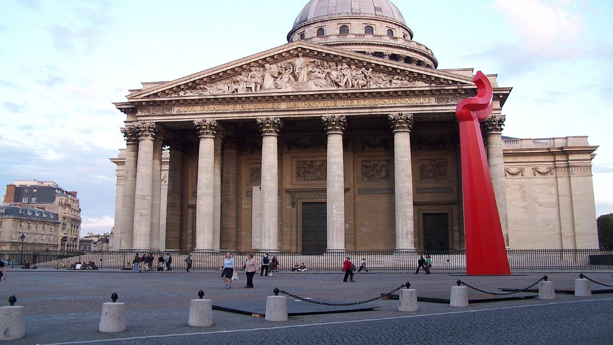 Paris-Pantheon-II