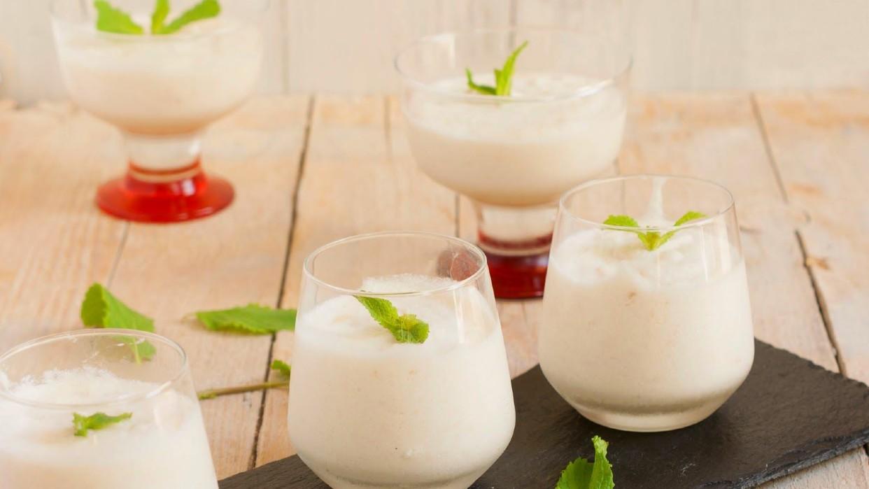 Aprende a preparar Mousse de guanábana con esta rica y fácil receta