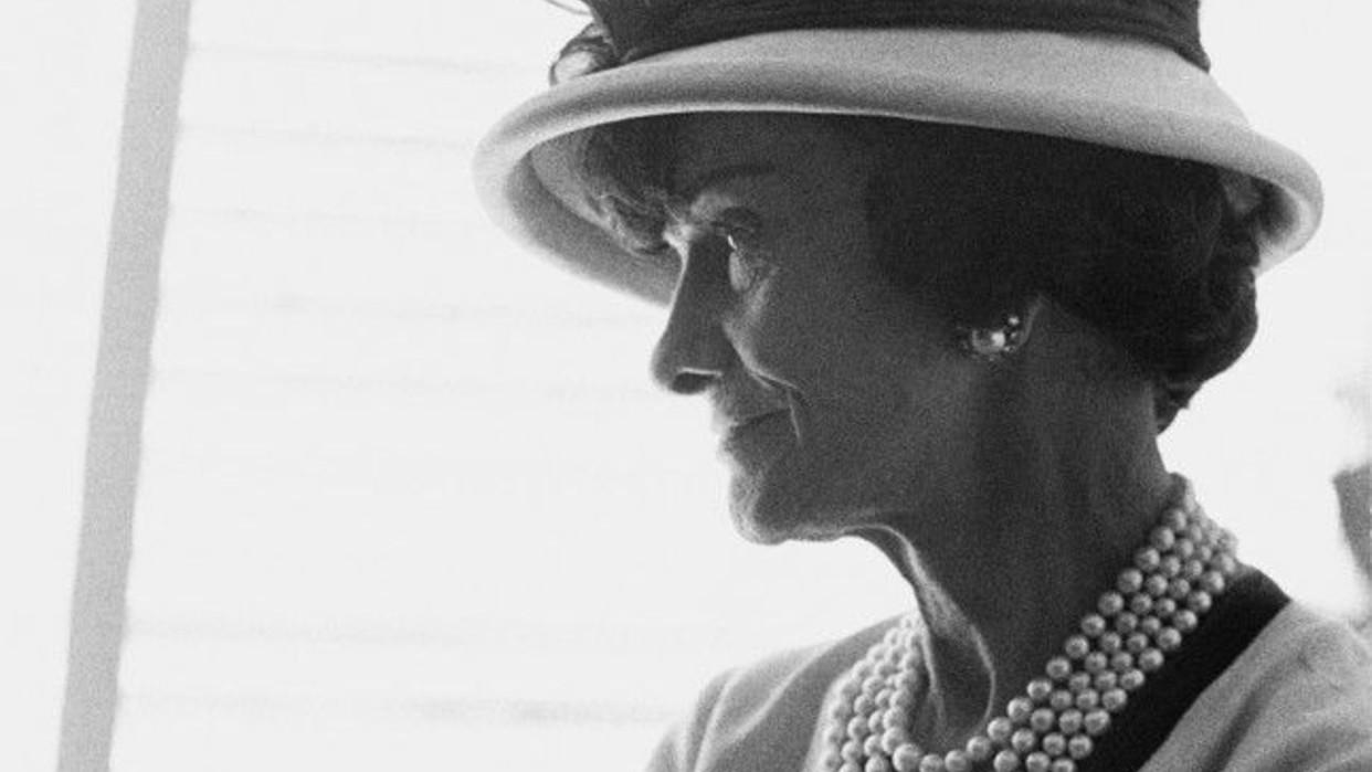 Coco Chanel: La moda es efímera, pero el estilo permanece