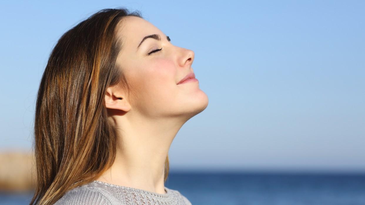 Respira profundamente y controlarás tu mente