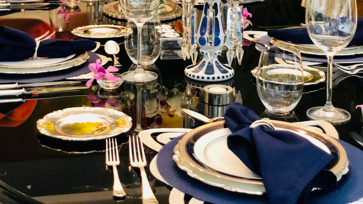 La etiqueta y el protocolo: los aliados de la mesa