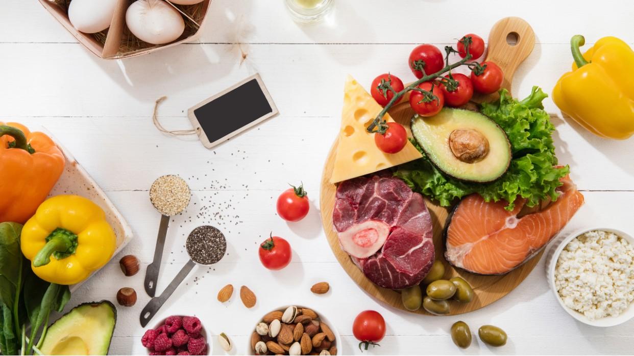 Comer saludable significa pensar de manera holística / Freepik