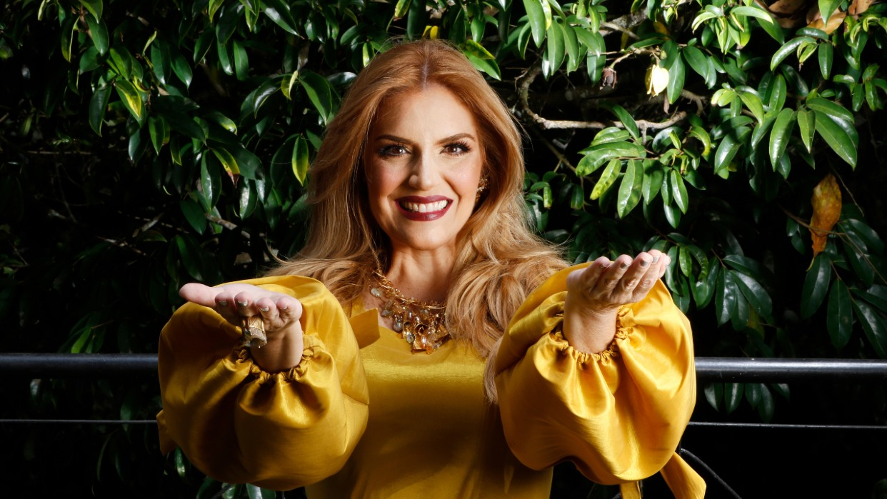 Candy Herrera: belleza, carácter, autoridad e inteligencia