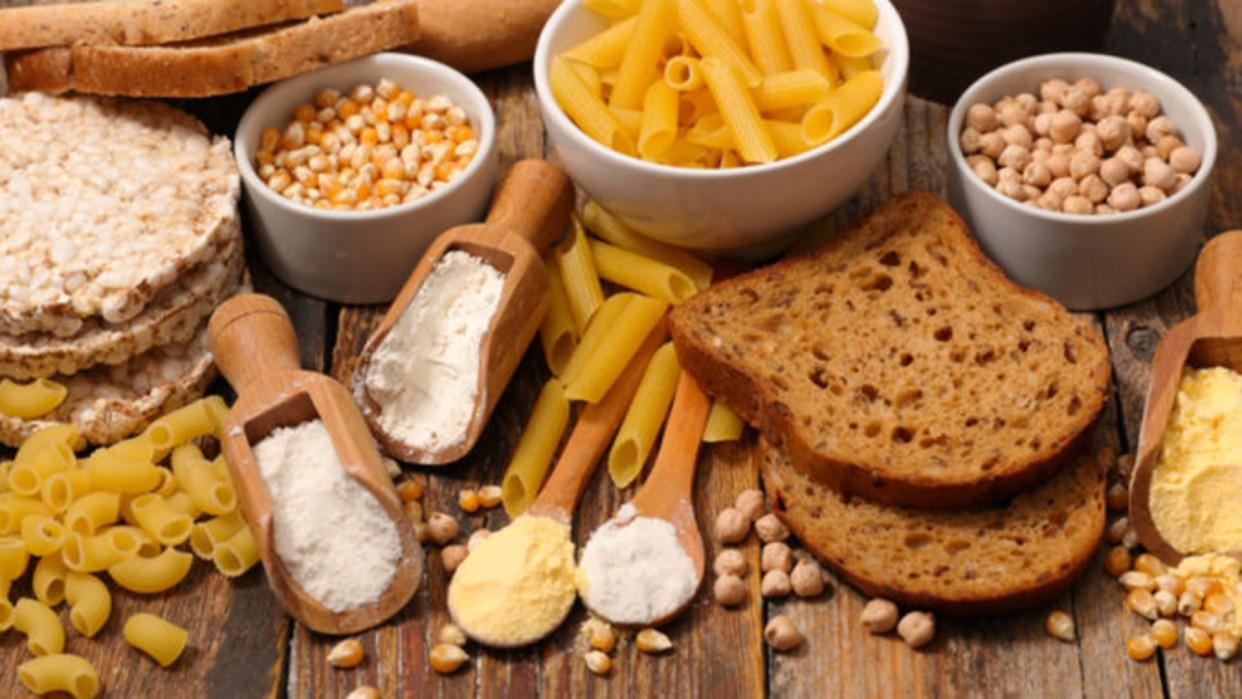 La glucoproteína es parte del trigo, el centeno, la cebada