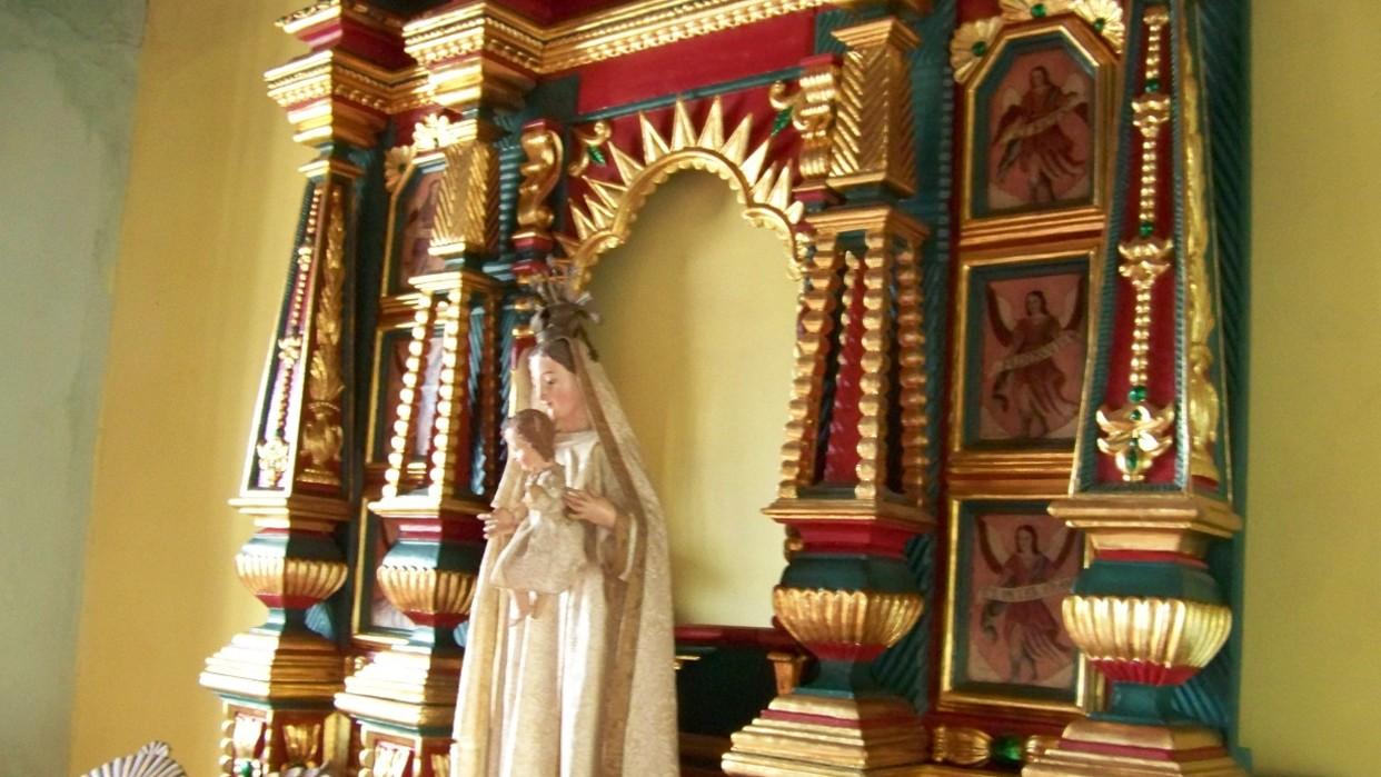 Altar del Museo Arquidiocesano
