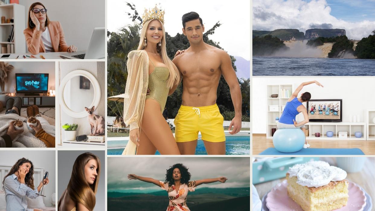 Miss y Mister Supranational Venezuela 2021 Valentina Sánchez y William Badell Aspirar e inspirar a