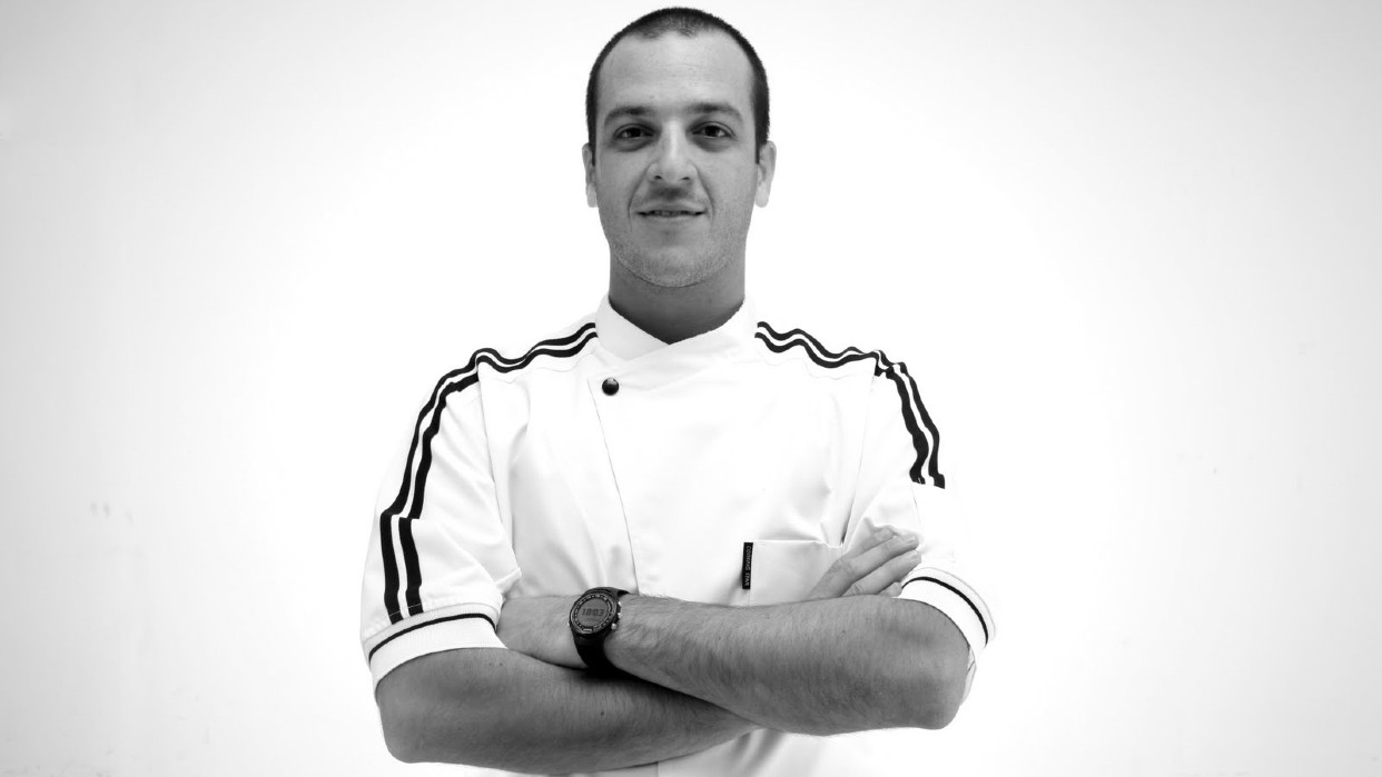 Un chef que logra equilibrar sus dos pasiones: su hogar y su profesión