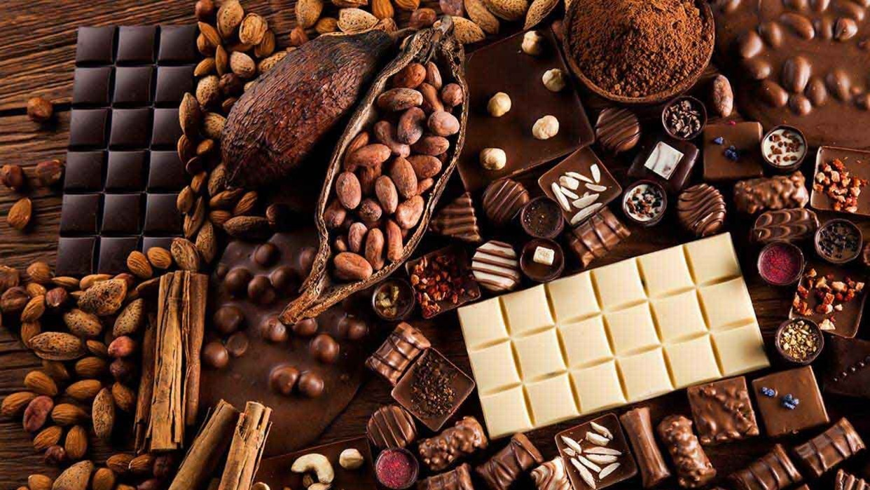 El chocolate: una tentación al paladar