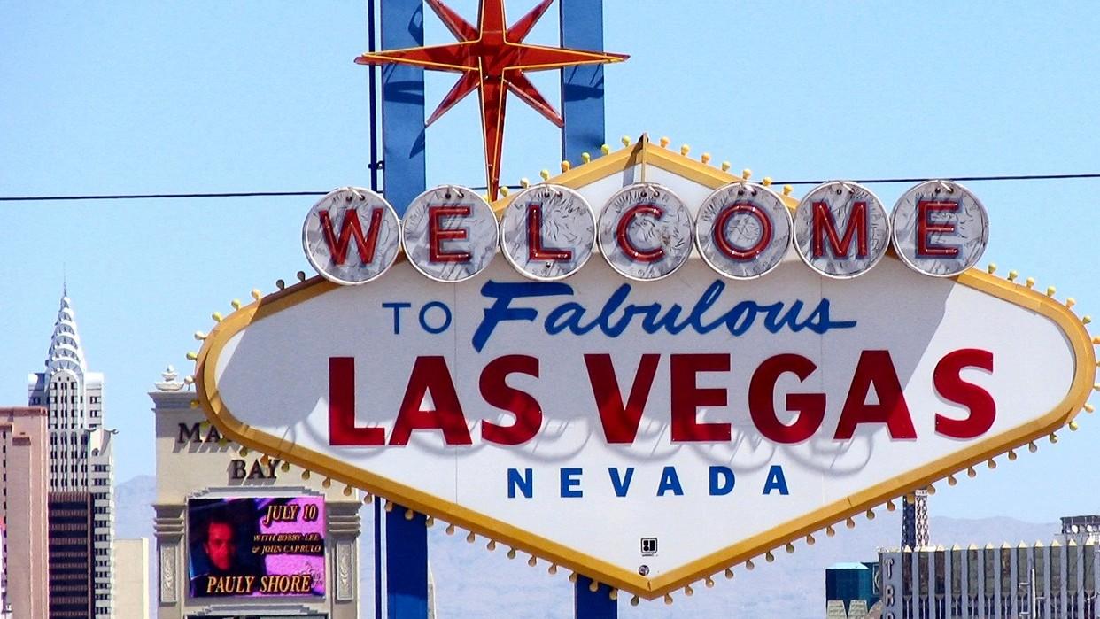 Las Vegas es el destino