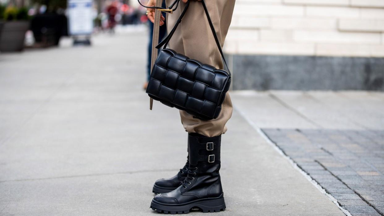 Las combat boots se mantienen en tendencia con el paso de los años